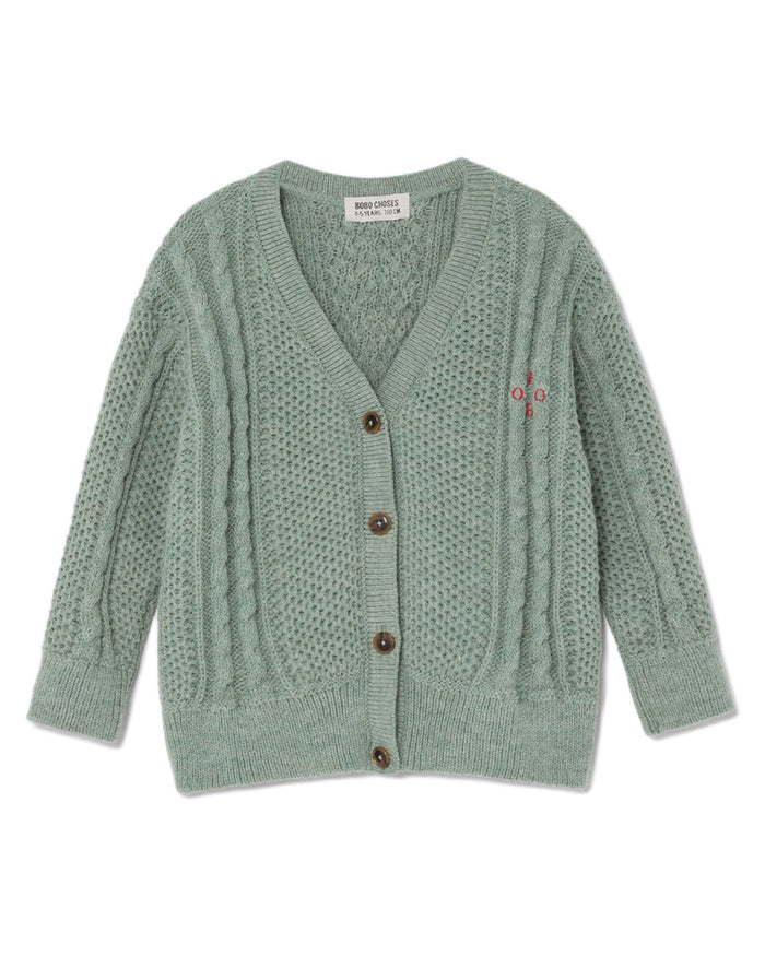 Little bobo choses boy bobo cardigan