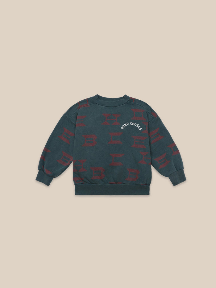 Little bobo choses boy Bobo Choses All Over Sweatshirt