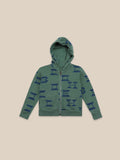 Little bobo choses boy Bobo Choses All Over Zipped Hoodie