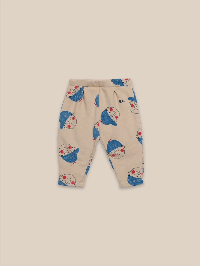 Little bobo choses baby Boy All Over Jogging Baby Pants