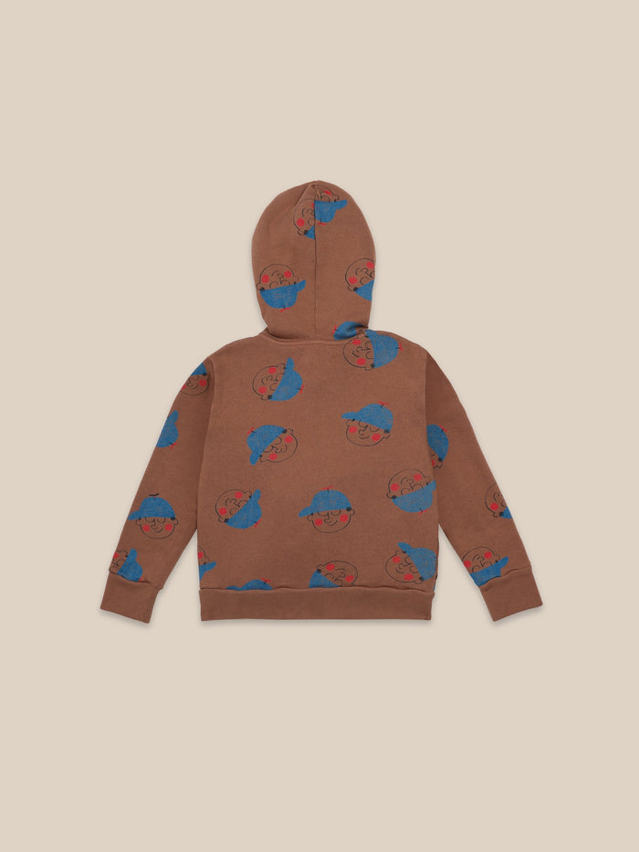Little bobo choses girl Boy All Over Sweatshirt