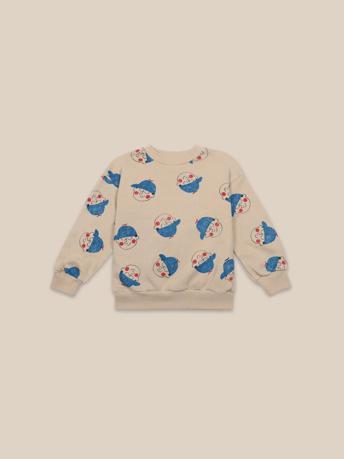 Little bobo choses boy Boy All Over Sweatshirts