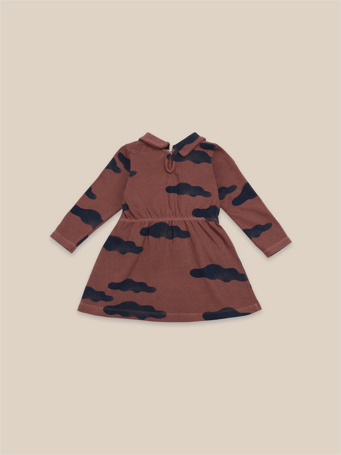Little bobo choses baby Clouds All Over Baby Dress