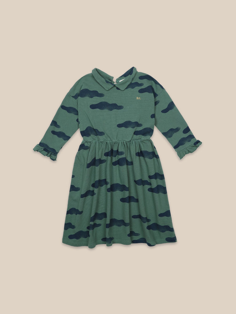 Little bobo choses girl Clouds All Over Dress