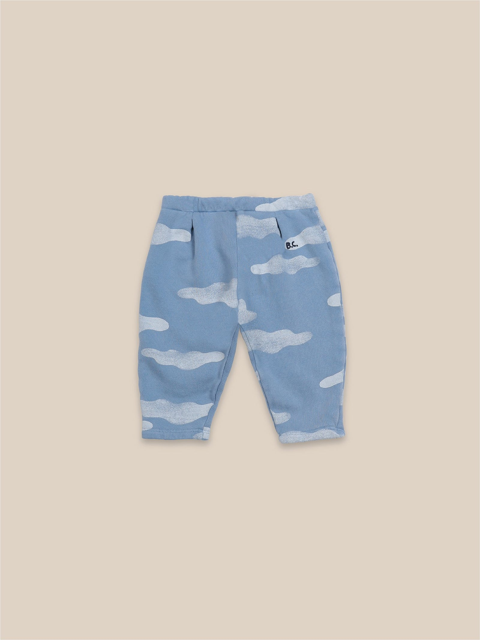 Little bobo choses baby Clouds All Over Jogging Pants