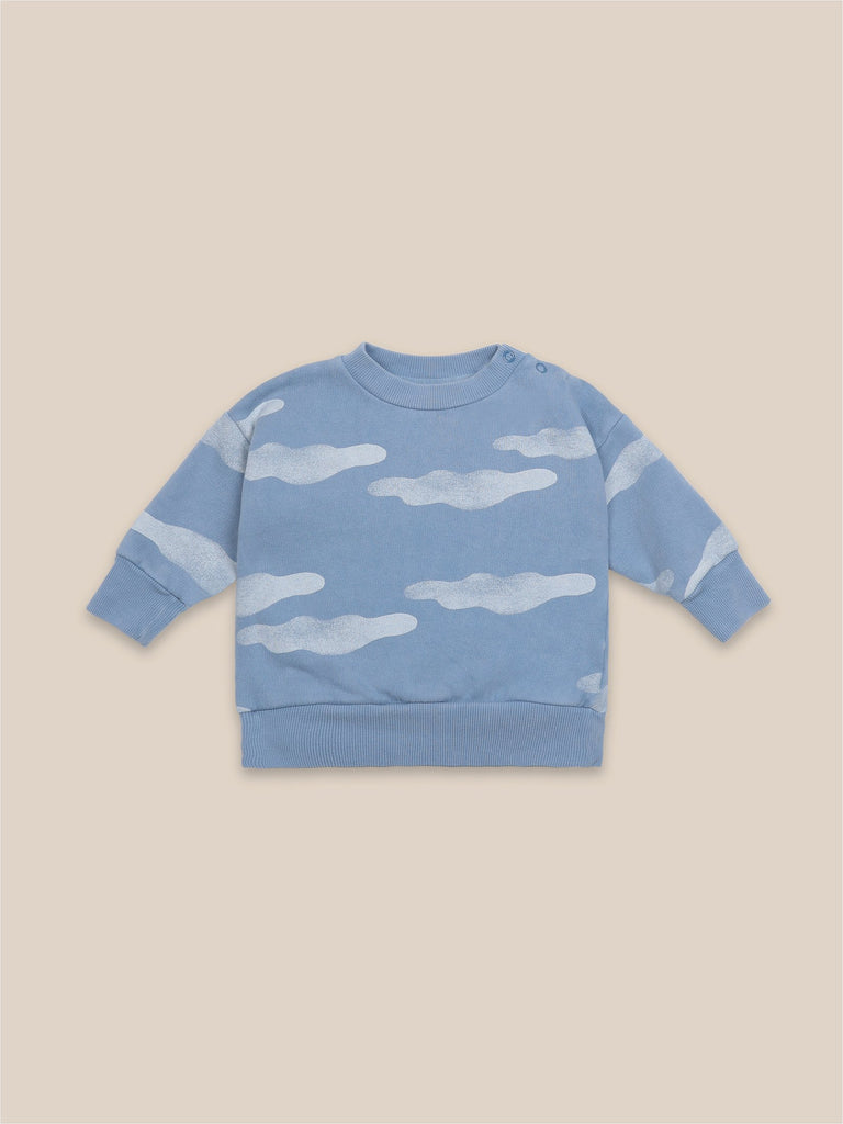 Little bobo choses baby Clouds All Over Sweatshirt