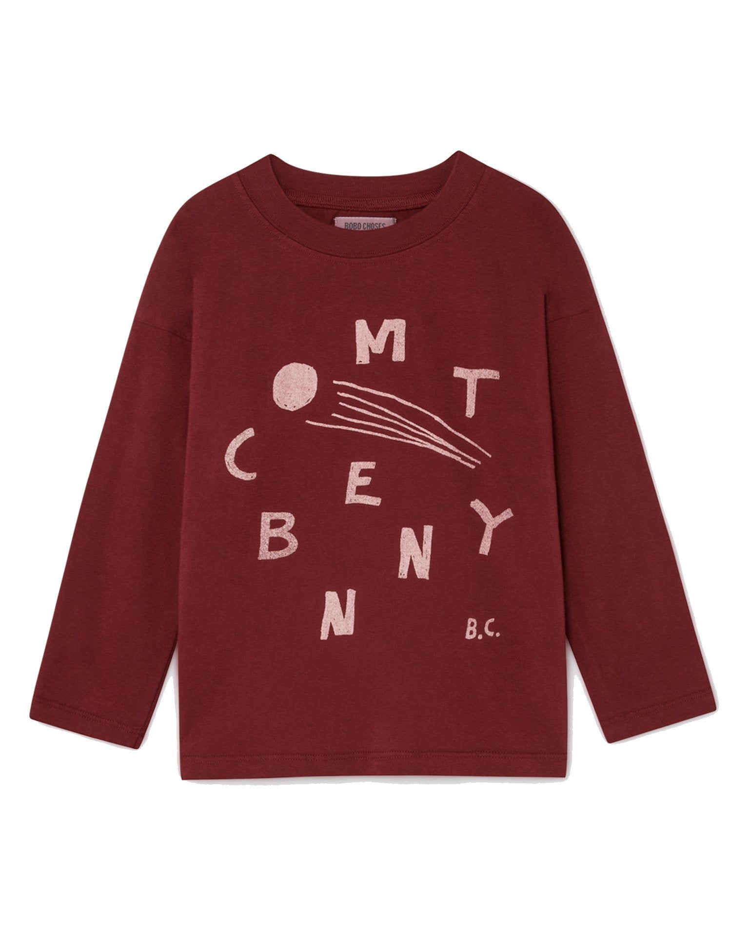 Little bobo choses boy comet benny long sleeve t-shirt
