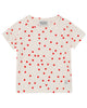 Little bobo choses baby girl dots baby t-shirt