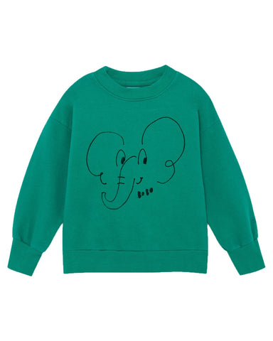 Little bobo choses boy elephant sweatshirt