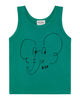 Little bobo choses boy elephant tank top