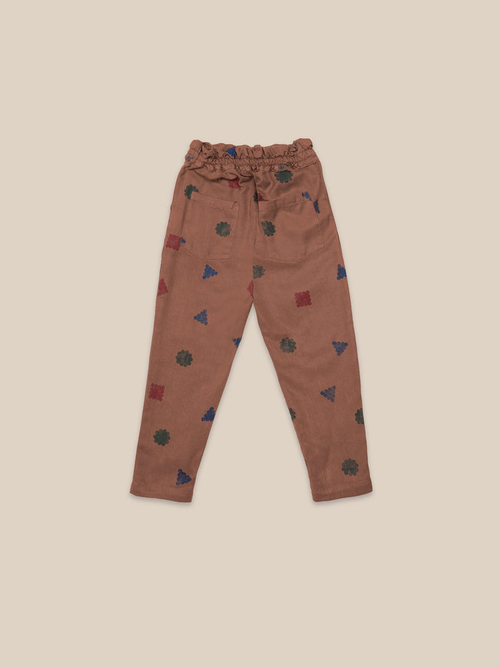 Little bobo choses boy Excuses All Over Woven Pants