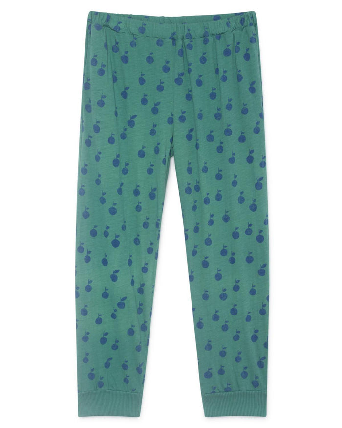 Little bobo choses girl 2-3 green apples tracksuit