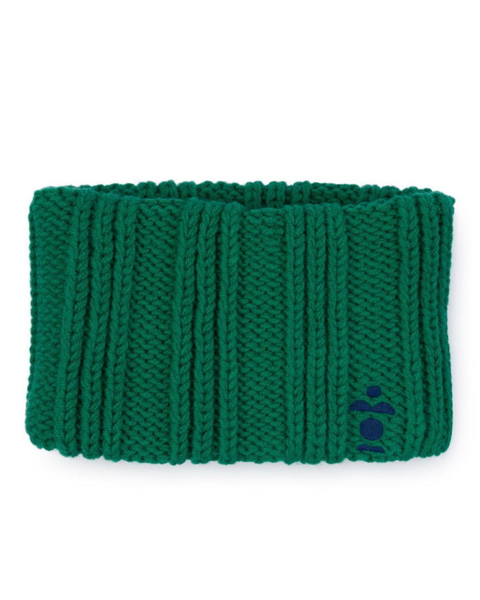Little bobo choses accessories baby green knitted headband