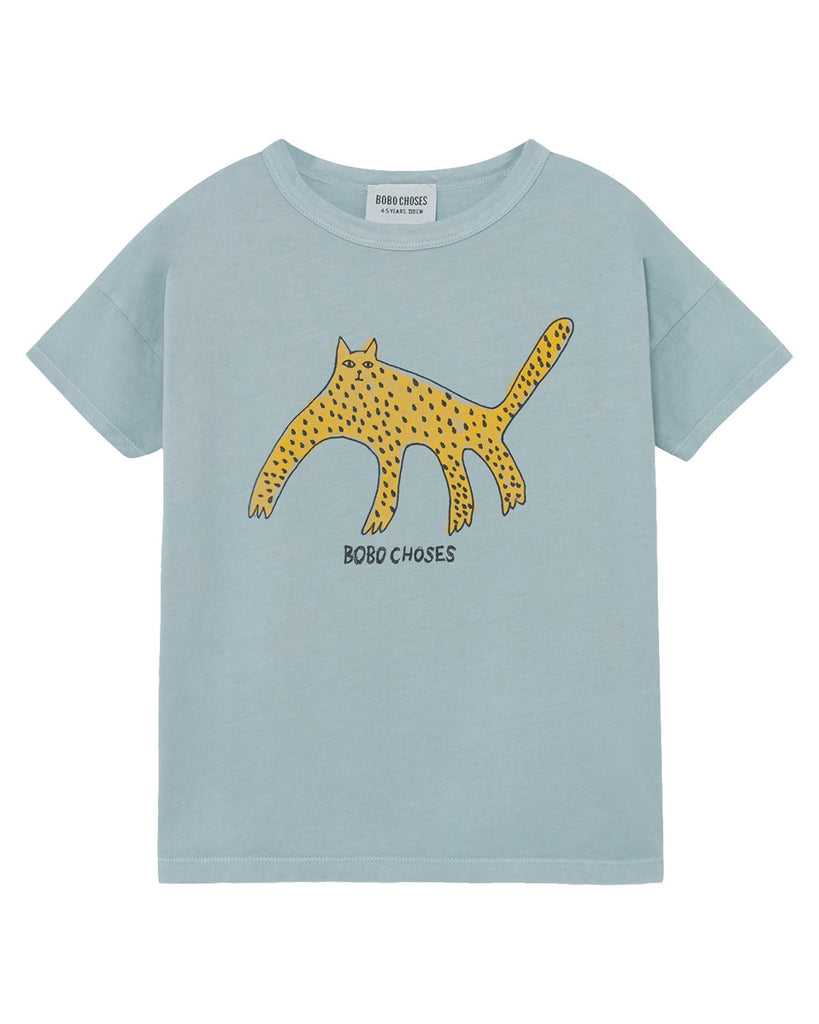 Little bobo choses boy leopard t-shirt
