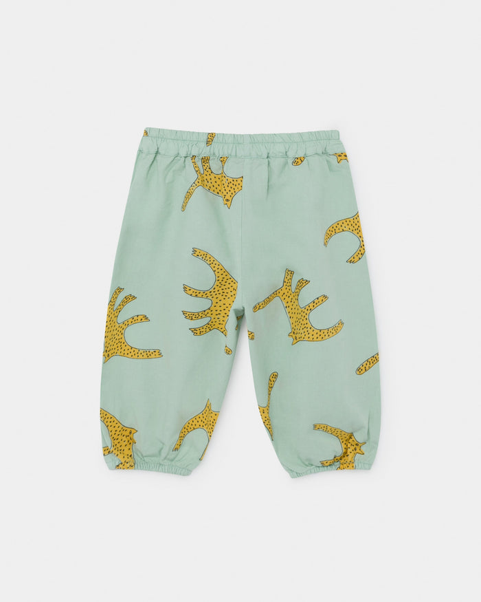 Little bobo choses baby boy leopards baggy baby trousers