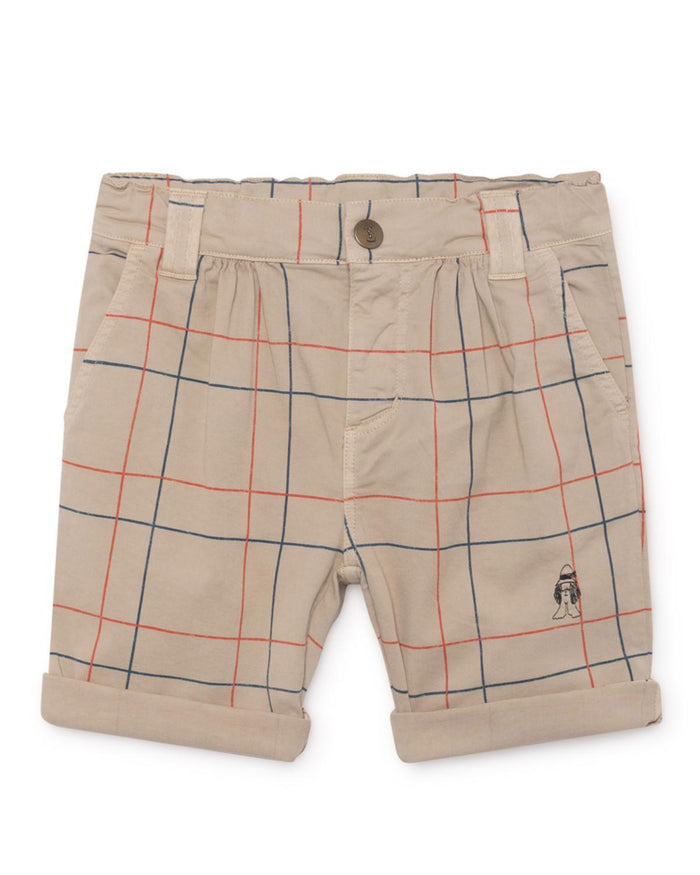 Little bobo choses boy 2-3 lines chino bermuda