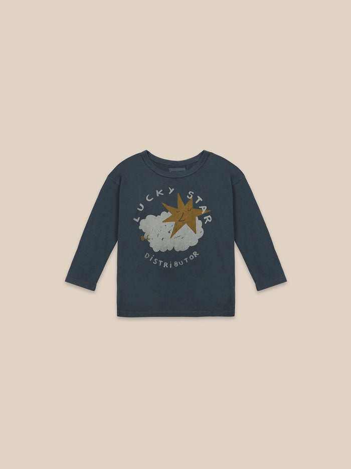 Little bobo choses boy Lucky Star Long Sleeve T-shirt