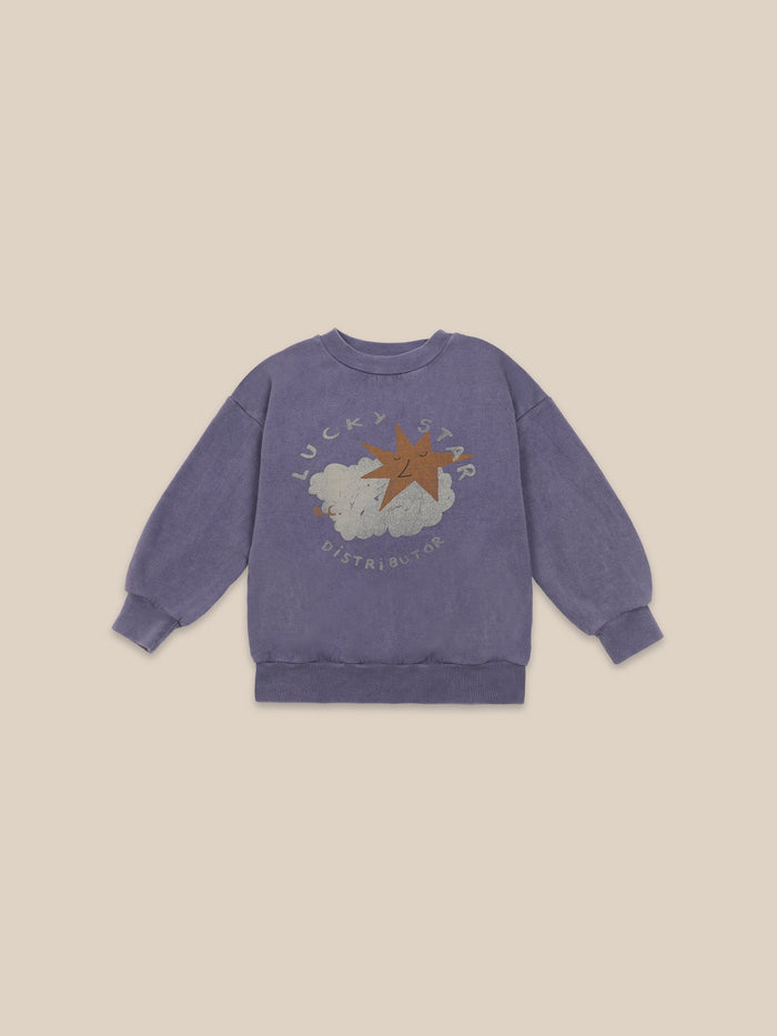 Little bobo choses boy Lucky Star Sweatshirt