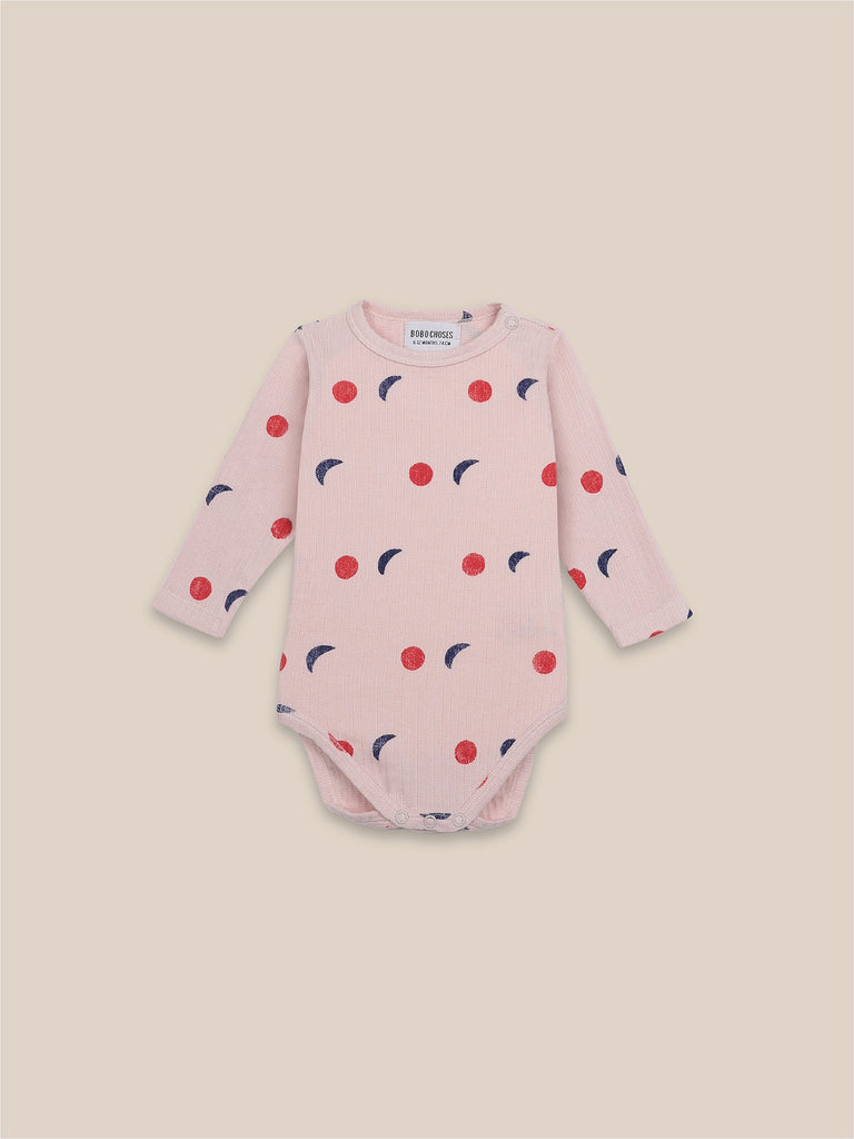 Little bobo choses baby Night All Over Long Sleeve Body