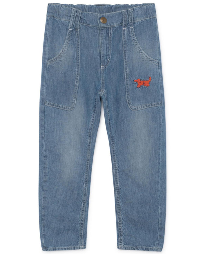 Little bobo choses boy 2-3 paul's dog jeans
