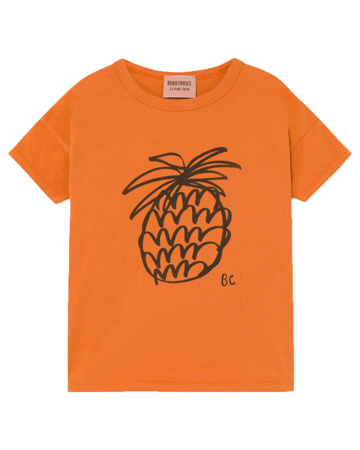 Little bobo choses boy pineapple t-shirt