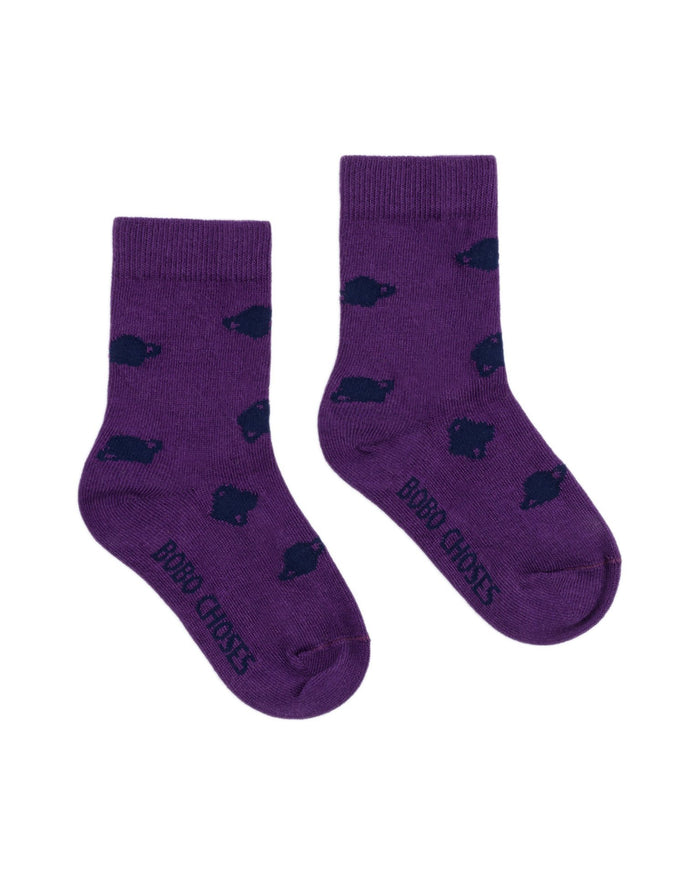 Little bobo choses accessories saturn socks