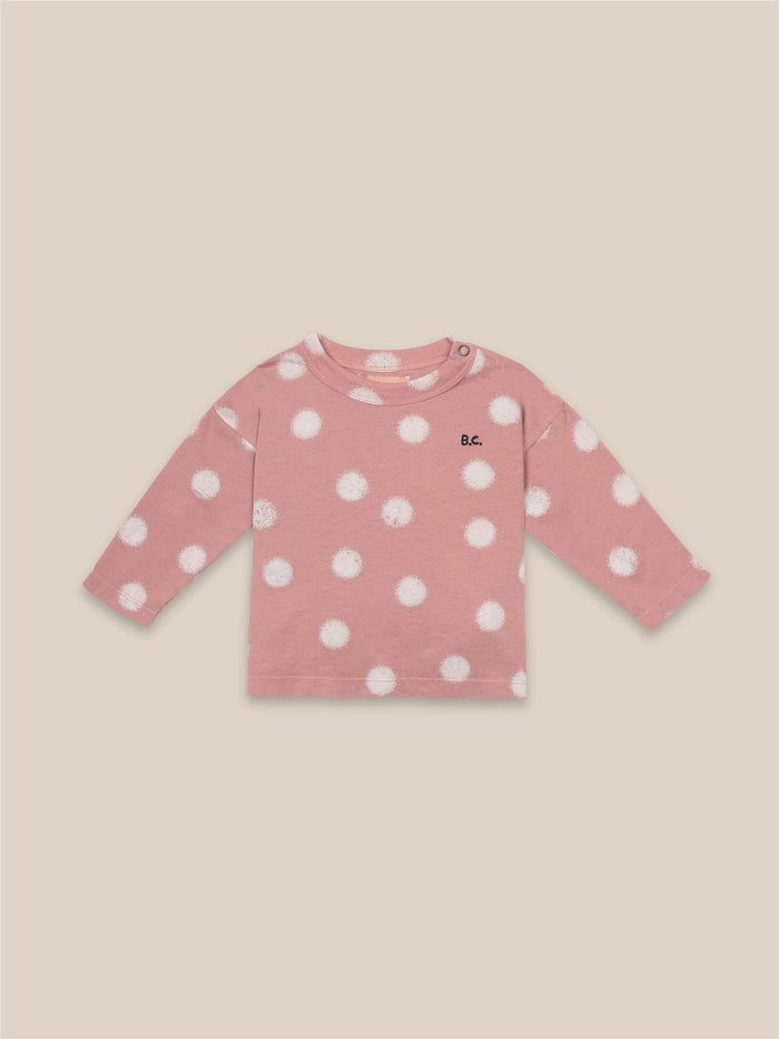 Little bobo choses baby Spray Dots Long Sleeve T-Shirt