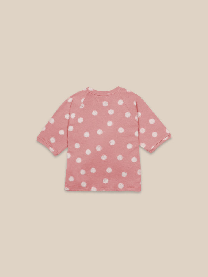 Little bobo choses boy Spray Dots T-shirt
