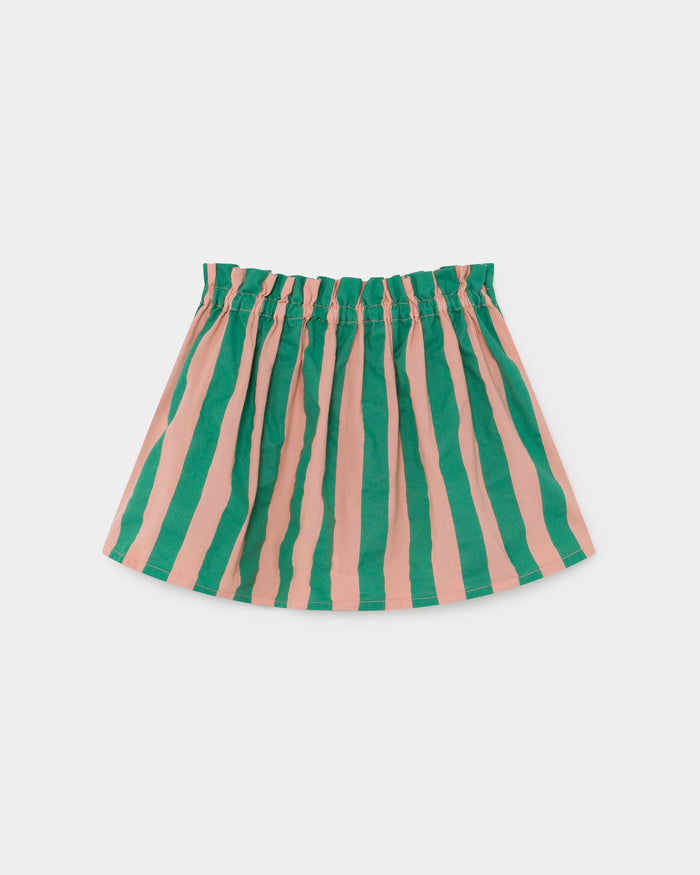 Little bobo choses girl striped flared skirt