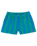 Little bobo choses boy striped woven shorts