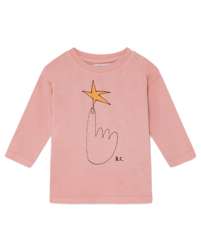 Little bobo choses baby boy the northstar baby long sleeve t-shirt