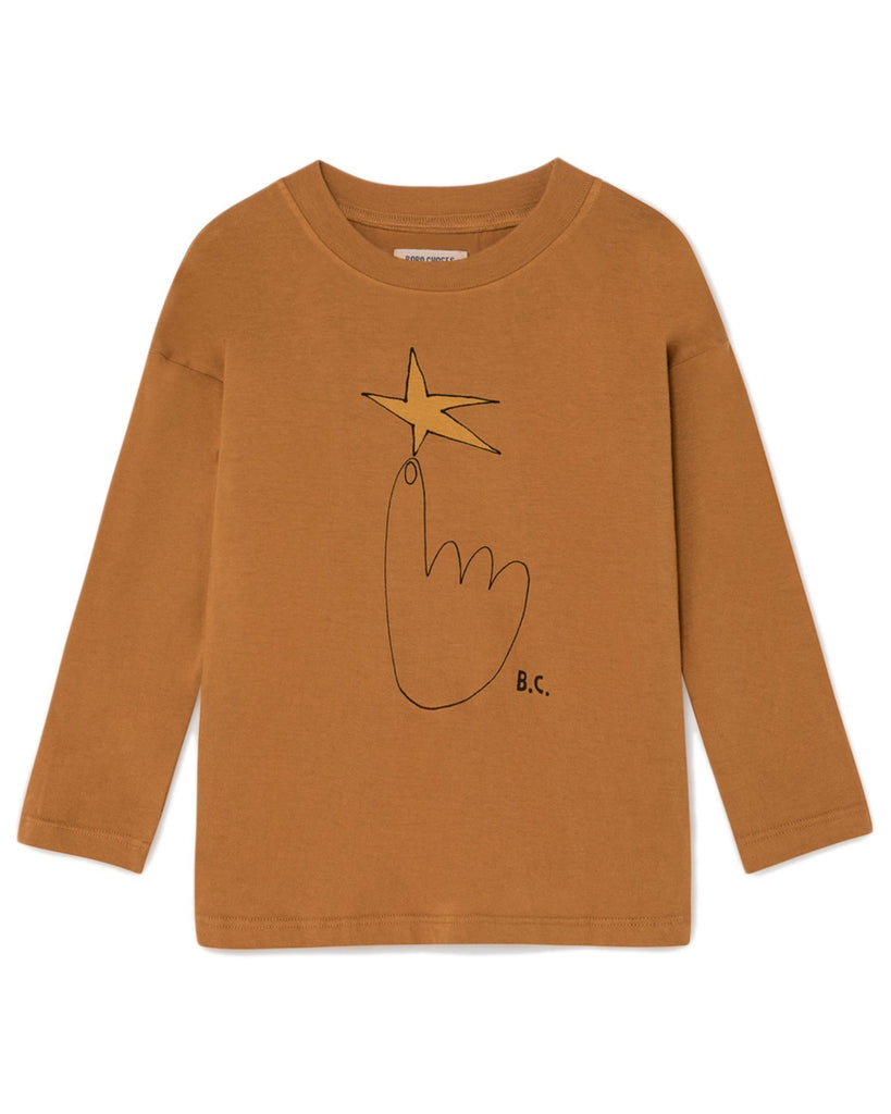 Little bobo choses boy the northstar long sleeve t-shirt