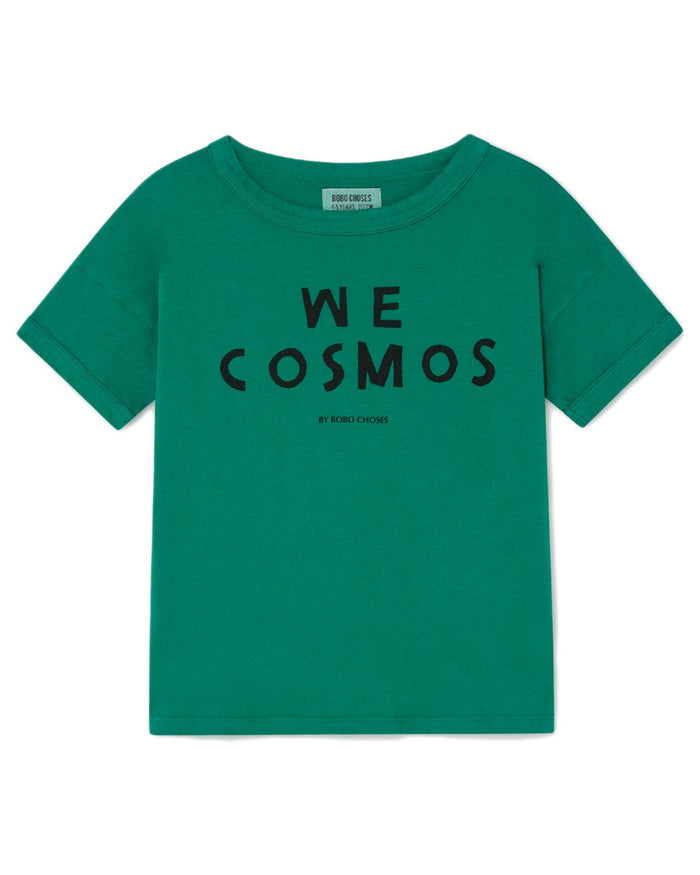 Little bobo choses boy we cosmos t-shirt