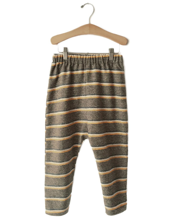 Little boy + girl girl 2 jackson pant in yellow