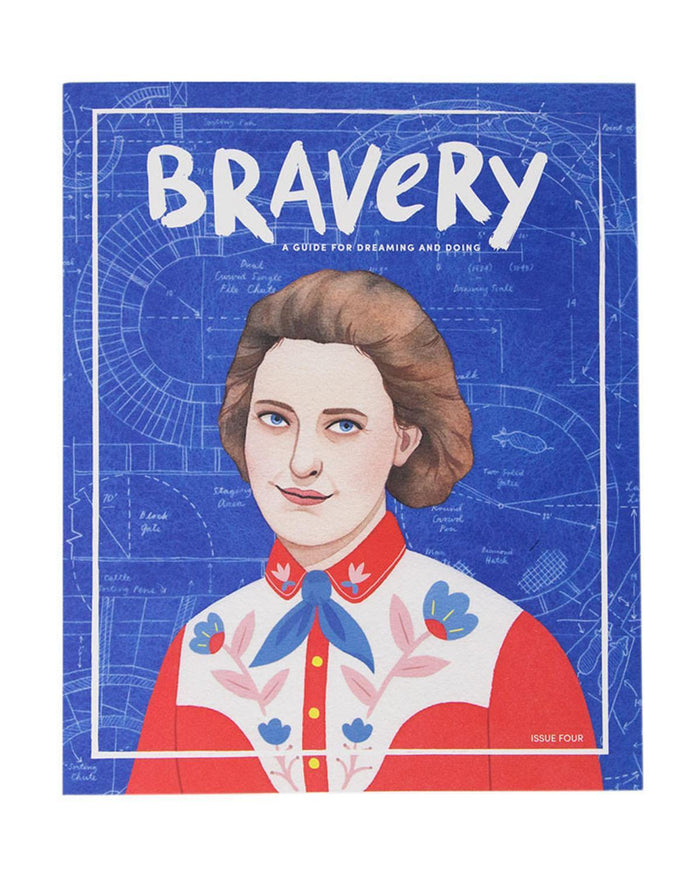 Little bravery magazine play bravery magazine: issue 4
