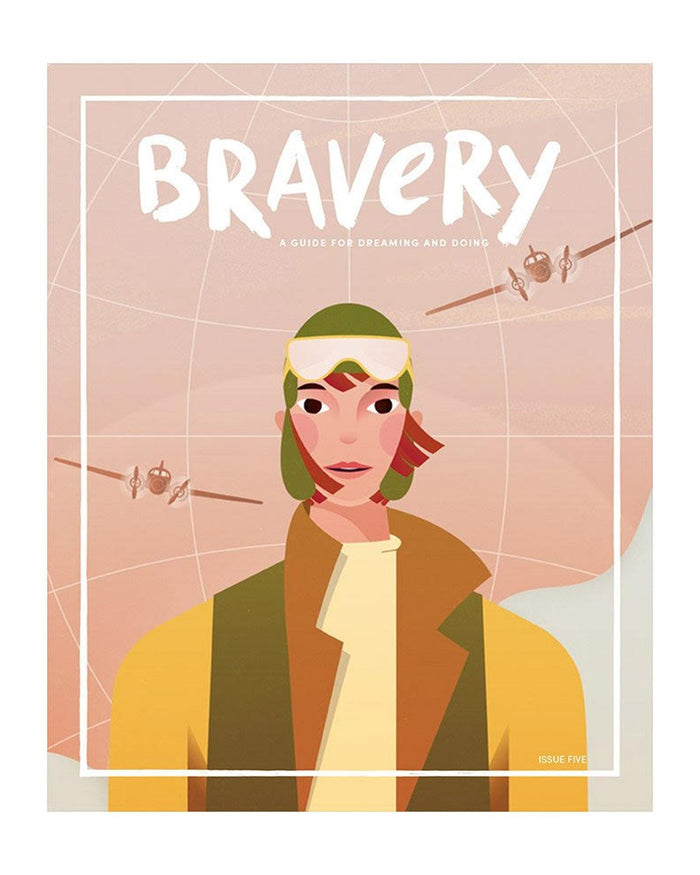 Little bravery magazine play bravery magazine: issue 5