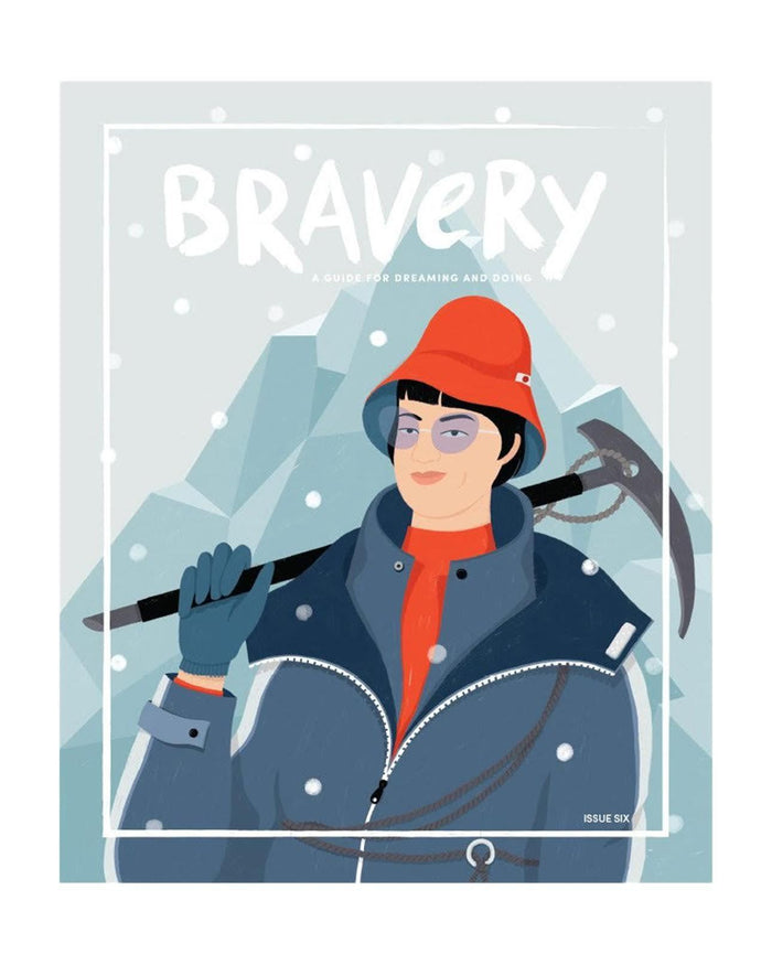 Little bravery magazine play bravery magazine: issue 6