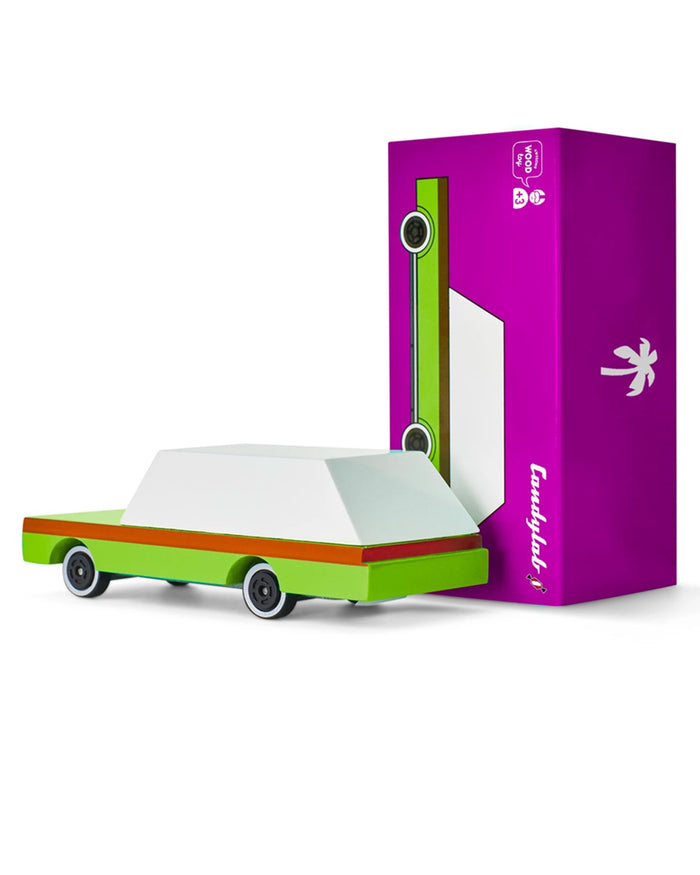 Little candylab play avo wagon candycar