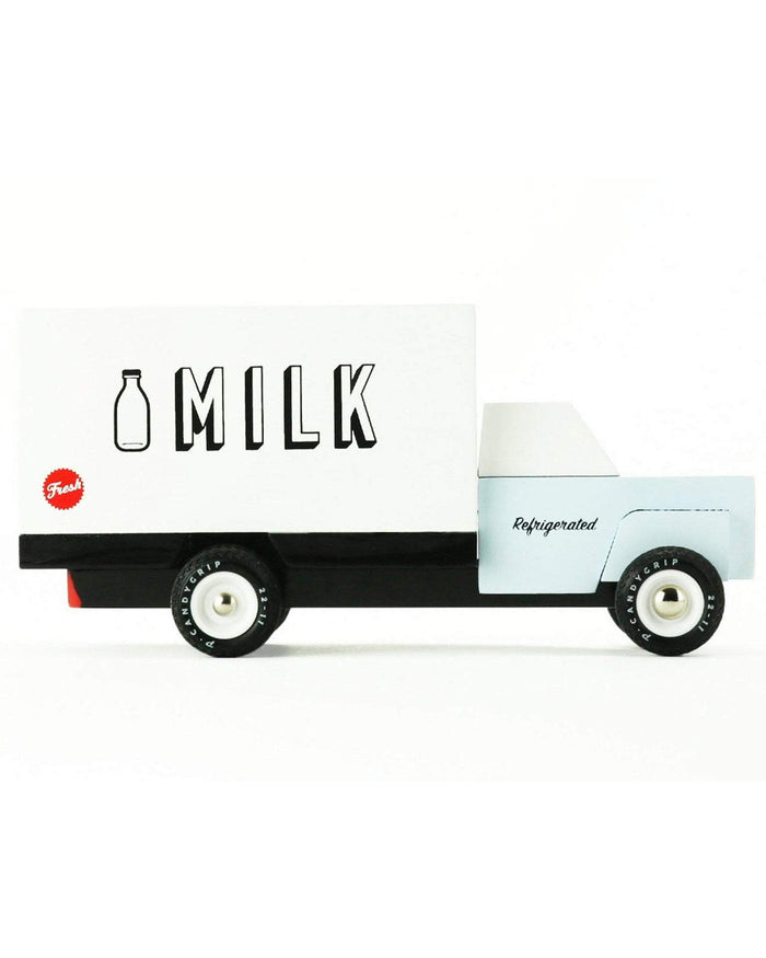 Little candylab play milk truck