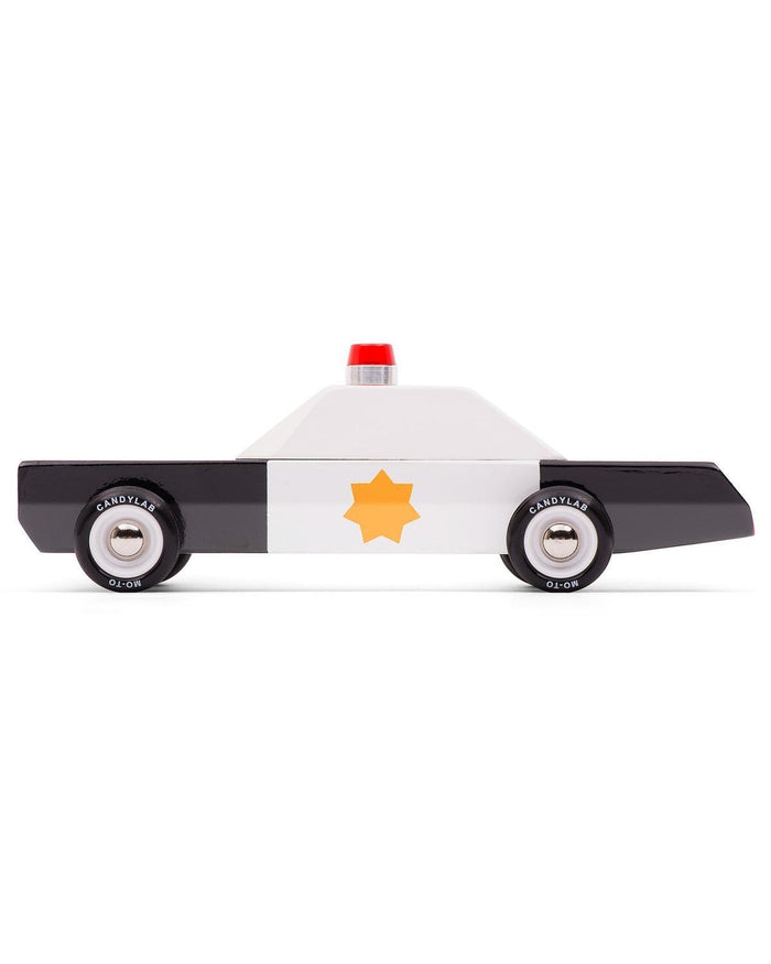 Little candylab play Police Cruiser