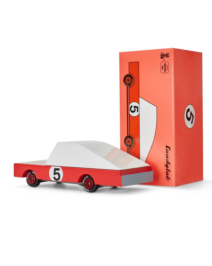 Little candylab play red racer #5 candycar