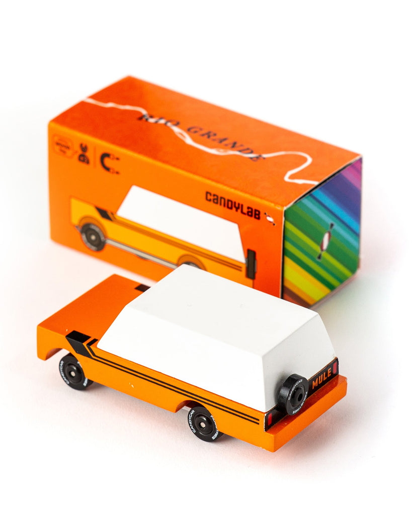 Little candylab play rio grande orange mule candycar