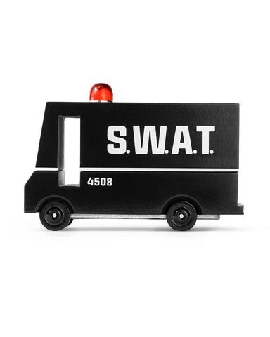 Little candylab play swat candyvan
