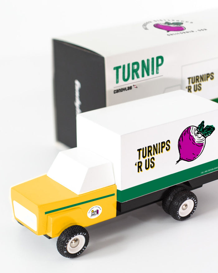Little candylab play turnip truck