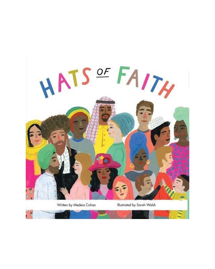 Little chronicle books play hats of faith