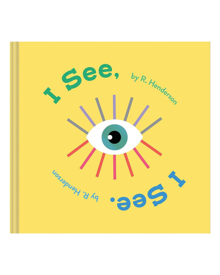 Little chronicle books play i see i see