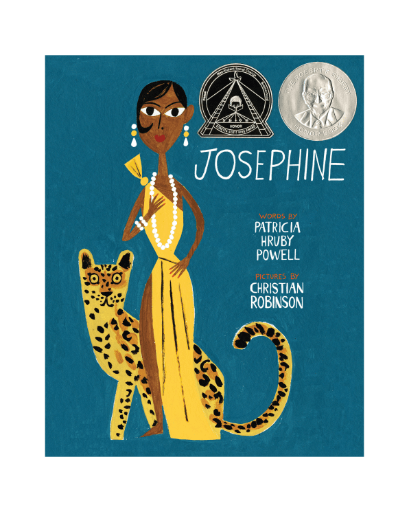 Little chronicle books play Josephine: The Dazzling Life of Josephine Baker