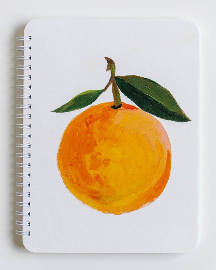 Little clementine kids paper+party clementine notebook