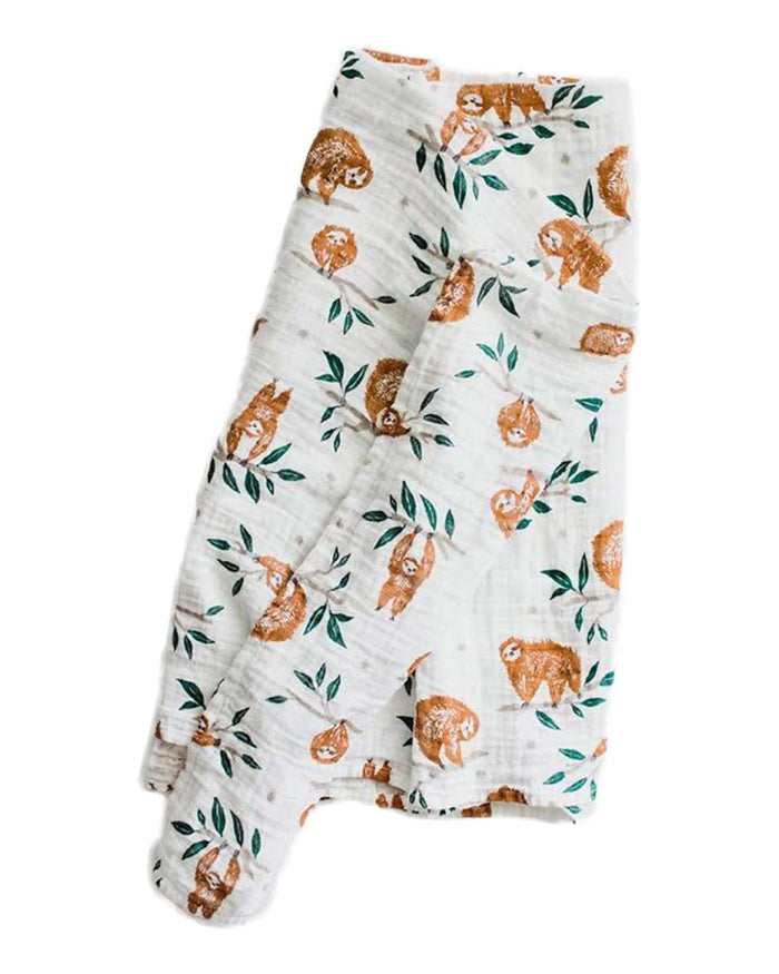 Little clementine kids baby accessories slow living swaddle