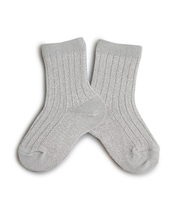 Little collegien accessories 18/20 glittery socks in jour de pluie